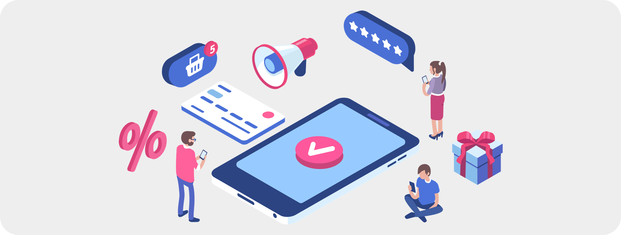 Get the best offline survey app, SurveySparrow for an uninterrupted data collection experience.