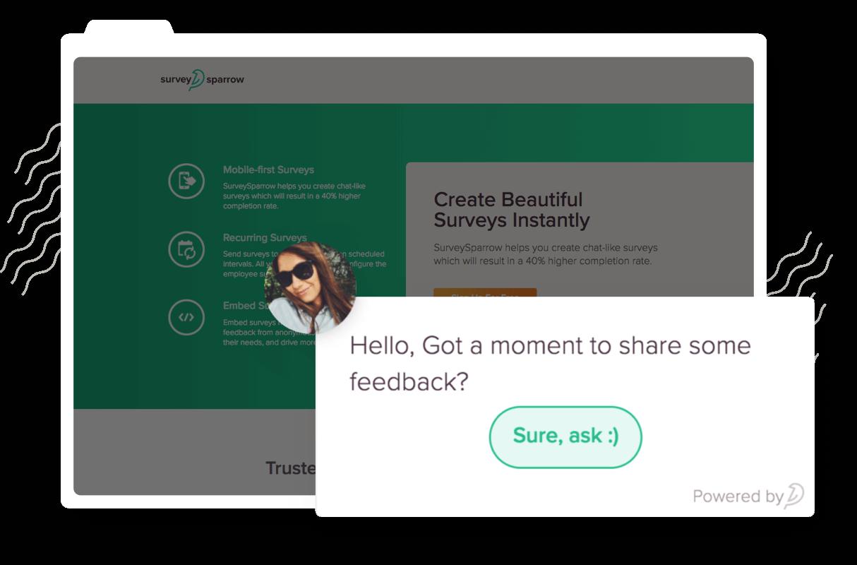create chatbot- auto trigger chatbot widget