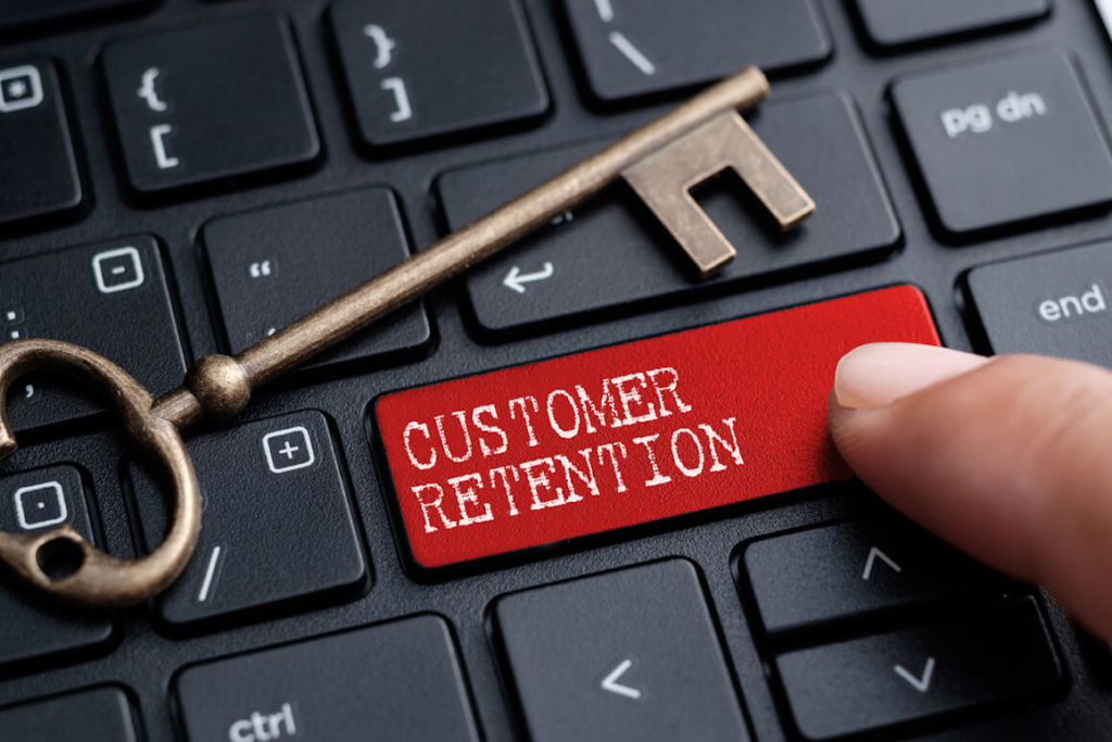 Here's something you were always curious about: the average customer retention rate by industry!
