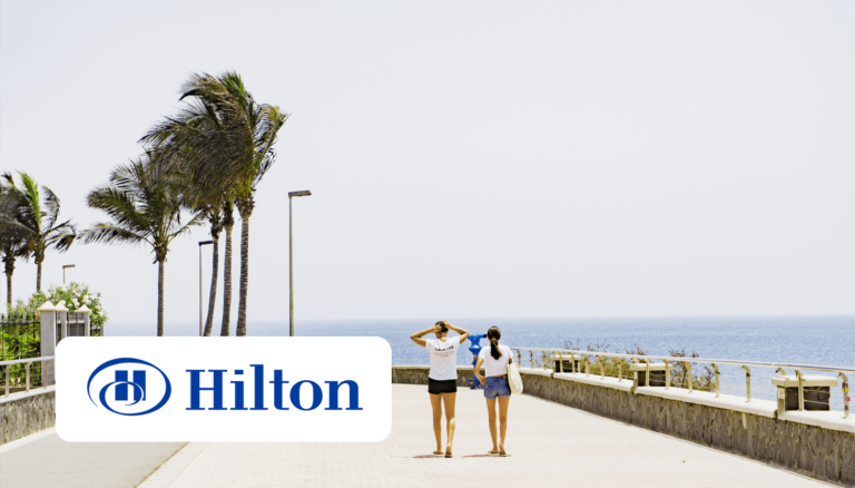 hilton customer retention