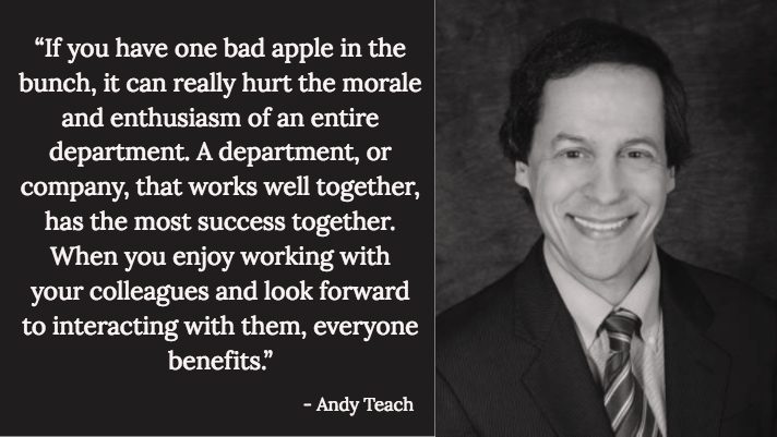 Andy Teach quote