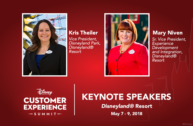 Disney customer experience summit 2018