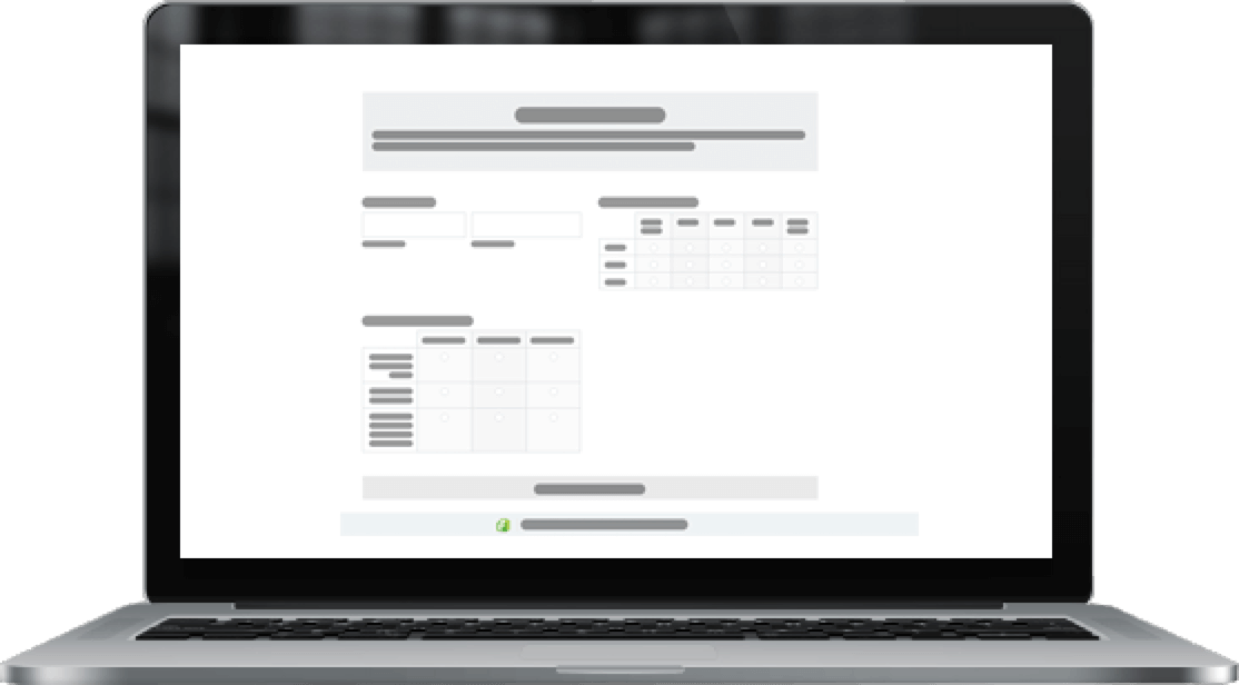 Formstack comes with a dull, form-filling experience that slows down online survey completion rates.
