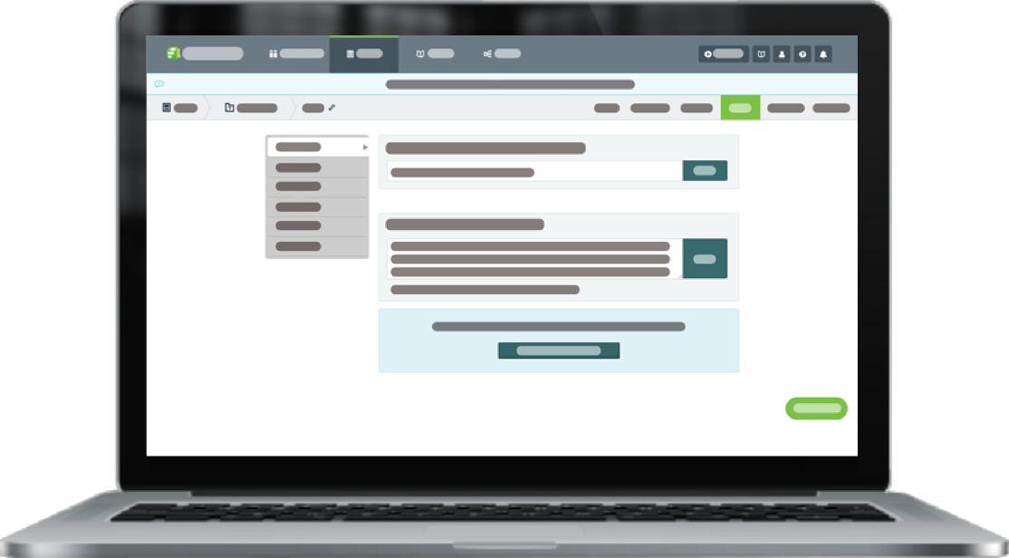 Formstack offers only a single web link to share surveys.