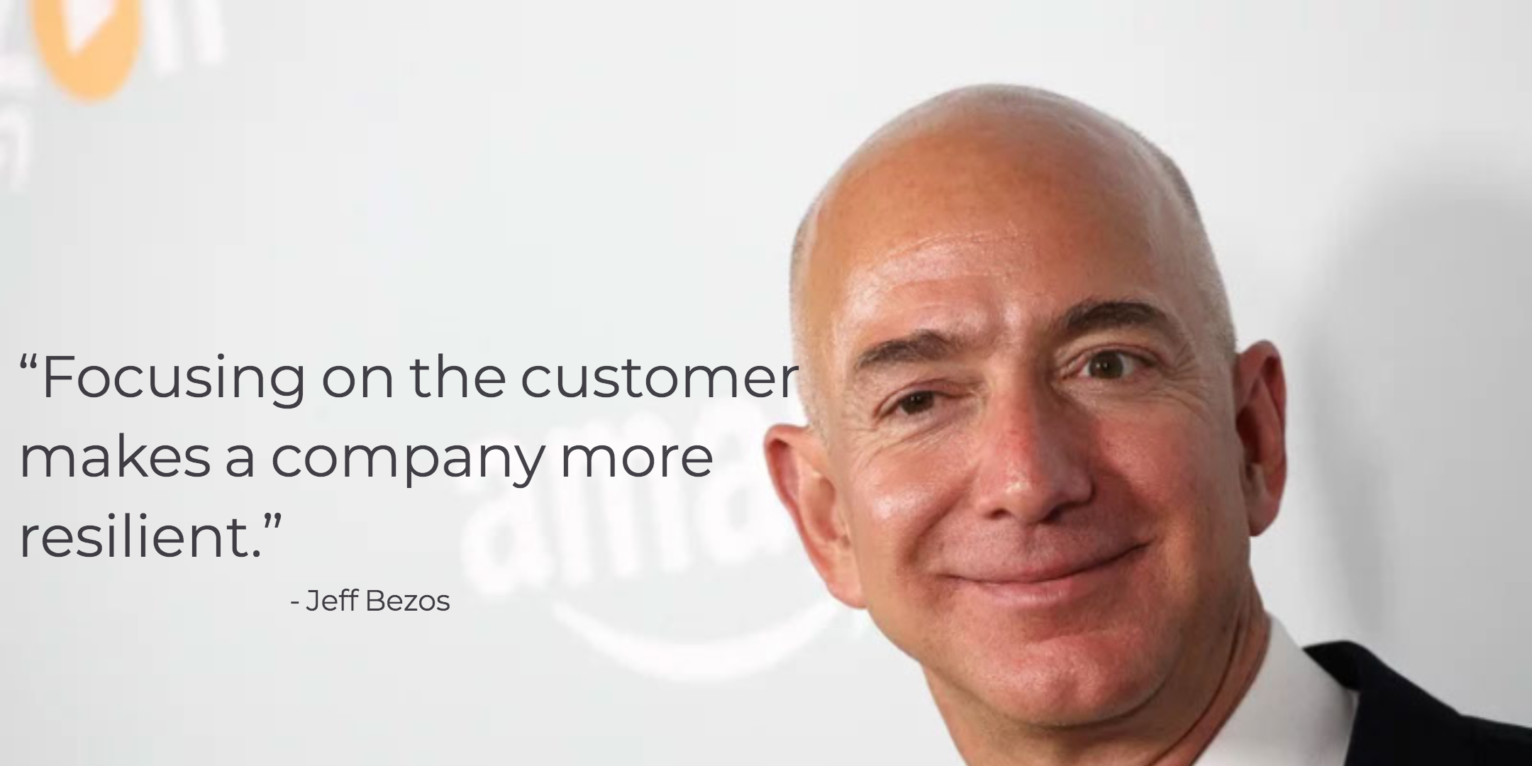 jeff bezos customerexperience quote