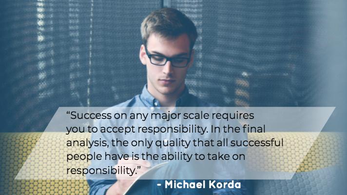 responsibility-quote-michael-korda