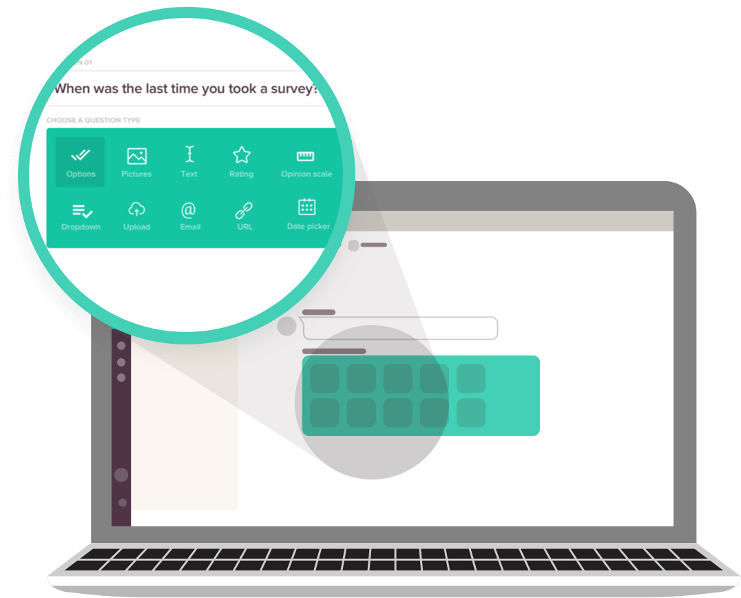 Create Online Surveys with SurveySparrow
