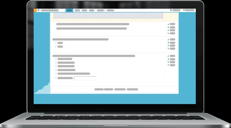 SurveyGizmo Alternative for chat-like surveys