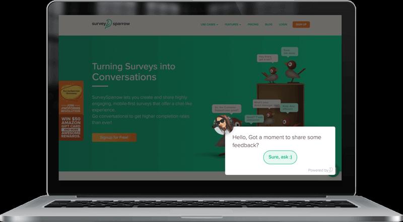 SurveyGizmo Alternative for embed surveys