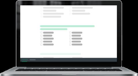 SurveyMonkey with outdated, boring UI