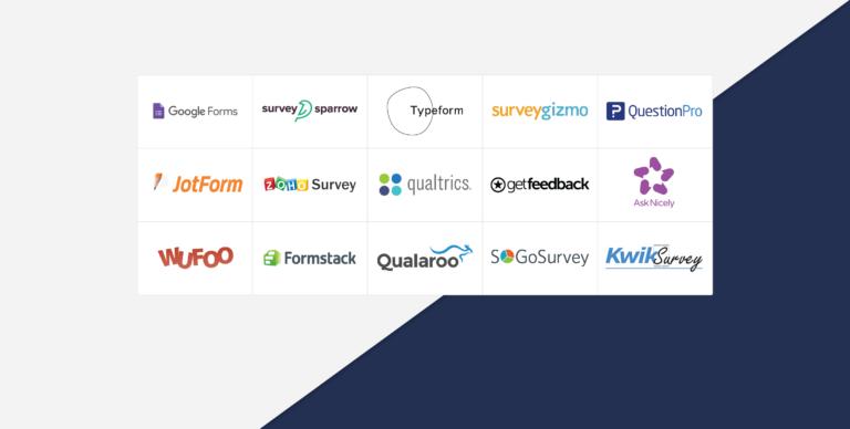 15 Best SurveyMonkey alternatives in 2019; SurveyMonkey competitors to watch for.
