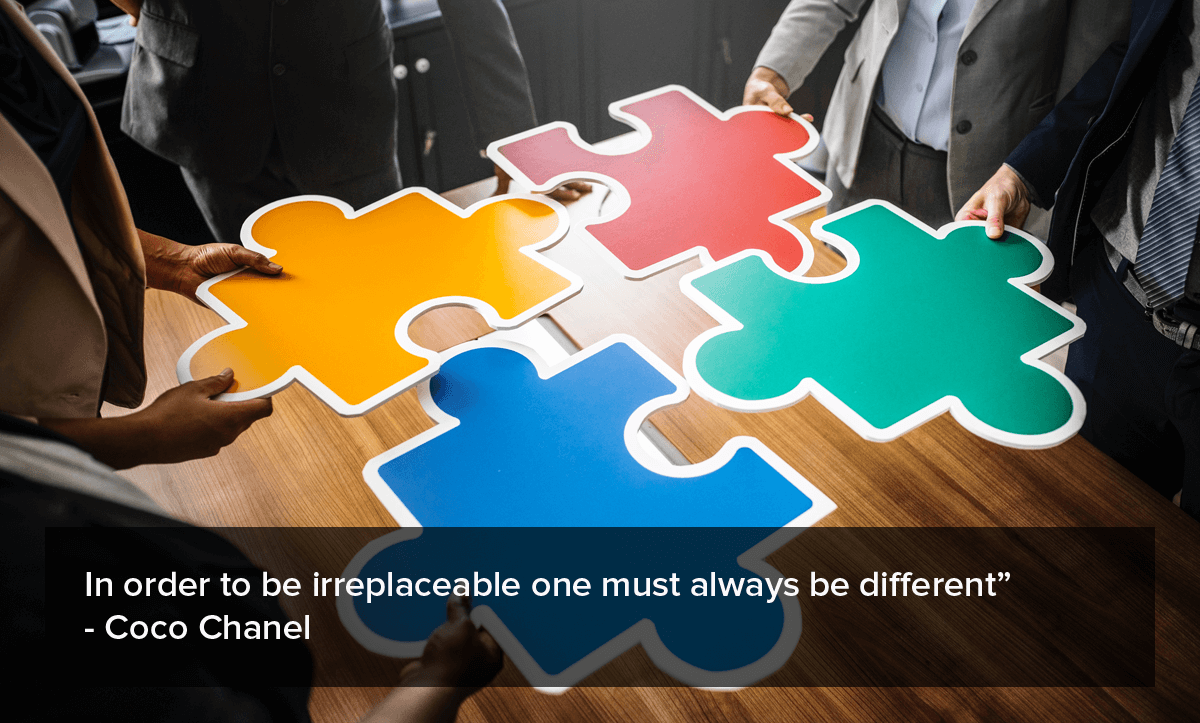 Customer Churn Rate- In order to be irreplaceable one must always be different""