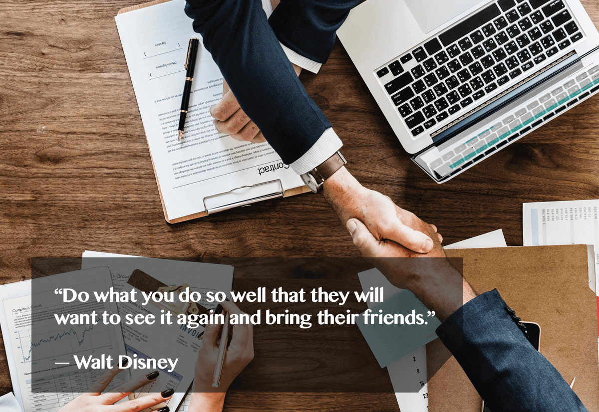 Customer Retention Metric is important to the success of any business. Even Walt Disney believes in benefits of Customer Retention.