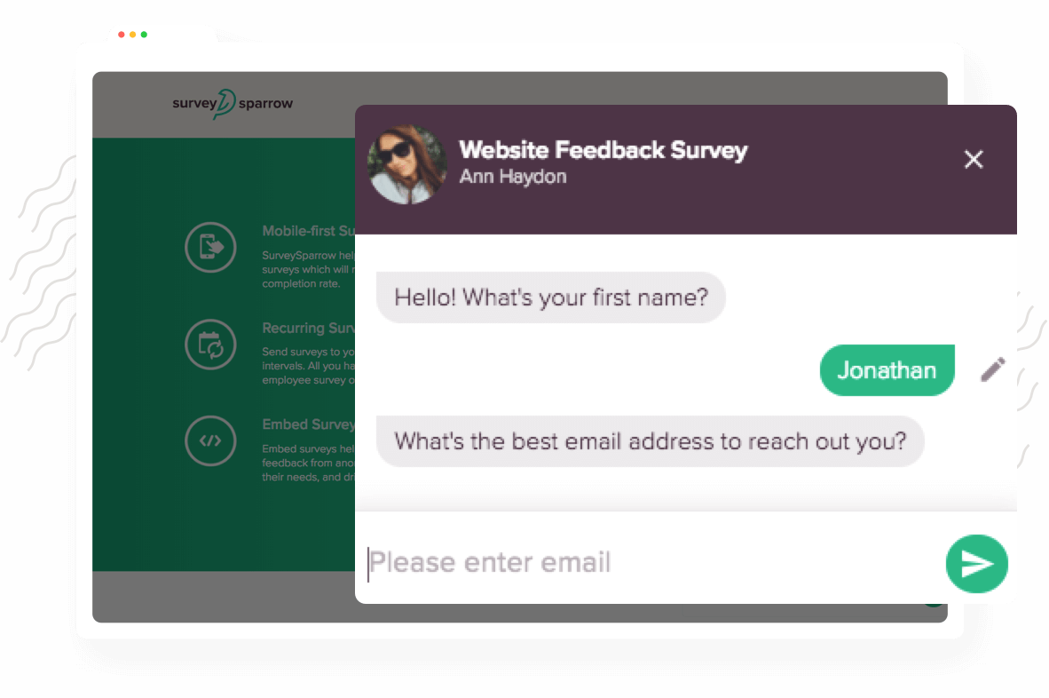 Website Feedback Surveys will help you generate more leads by improving the overall user experience on your website.
