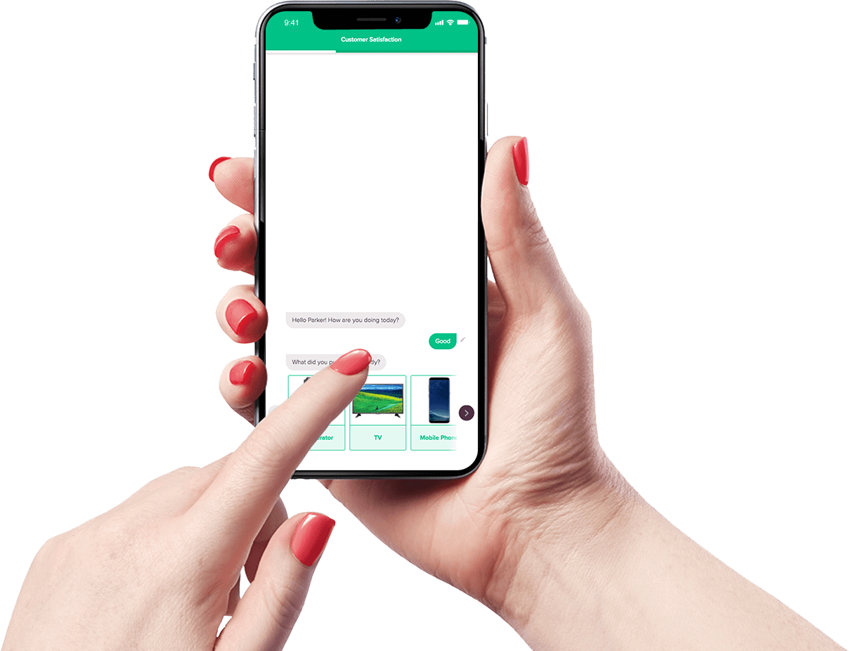 mobile-friendly surveys to engage your audience on the go