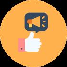 Free Survey Maker helps your surveys get maximum reach via different channels.