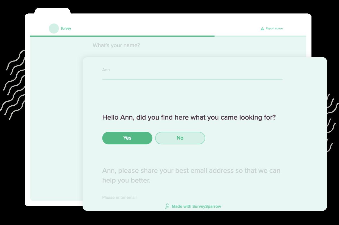 Best Online Form Builder Feature #1: Eye-grabbing Interface.