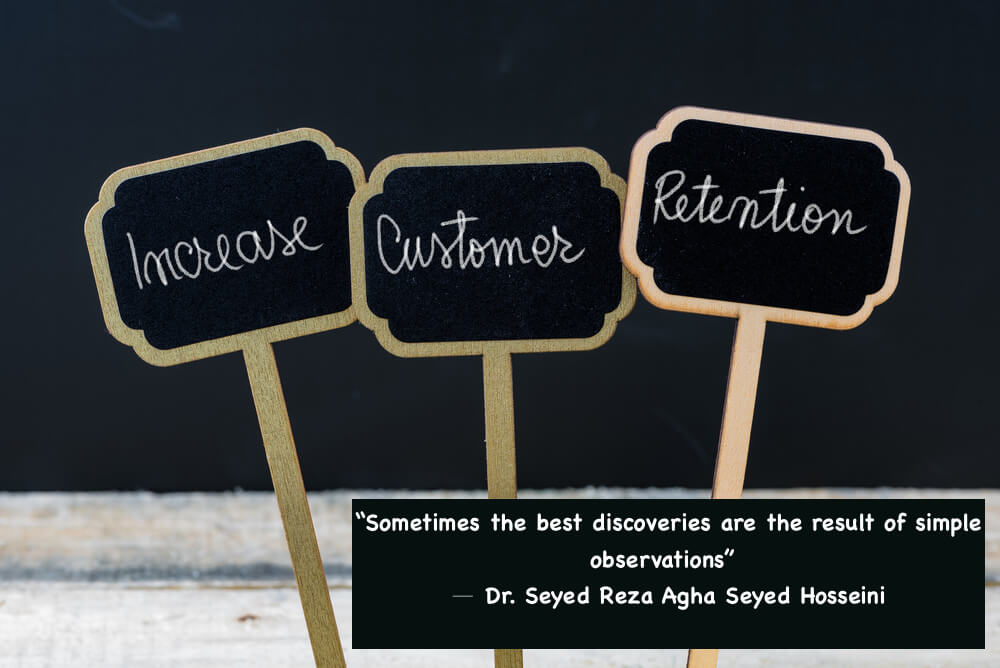 """""""Sometimes the best discoveries are the result of simple observations"""""""