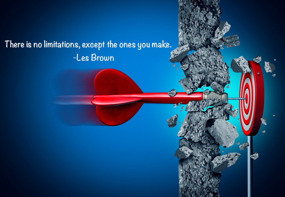 There is no limitations, except the ones you make.