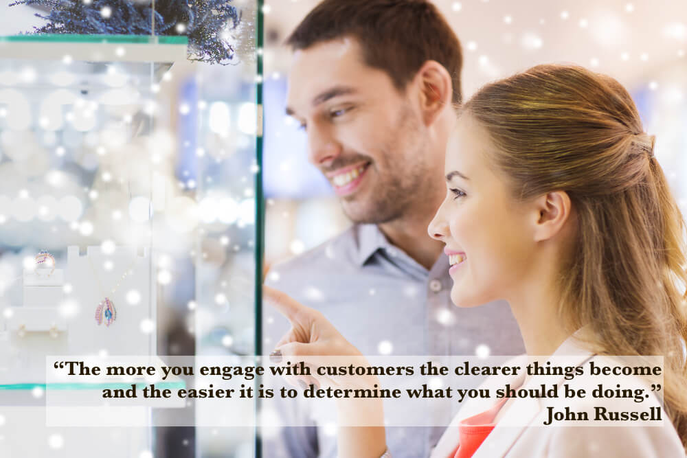 The more you engage with customers the clearer things become and the easier it is to determine what you should be doing.
