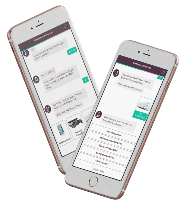 SurveySparrow is the finest SurveyMonkey CX Alternative you can switch to for collecting customer feedback.