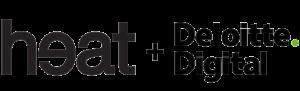 heat deloitte digital logo