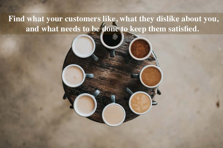 Measuring customer experience helps you to understand your customers better