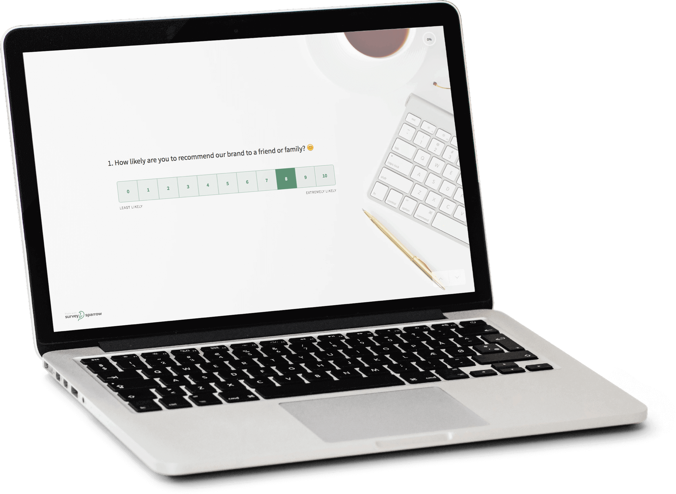 SurveySparrow comes with premium features that helps you serve customers better and improve the overall experience.