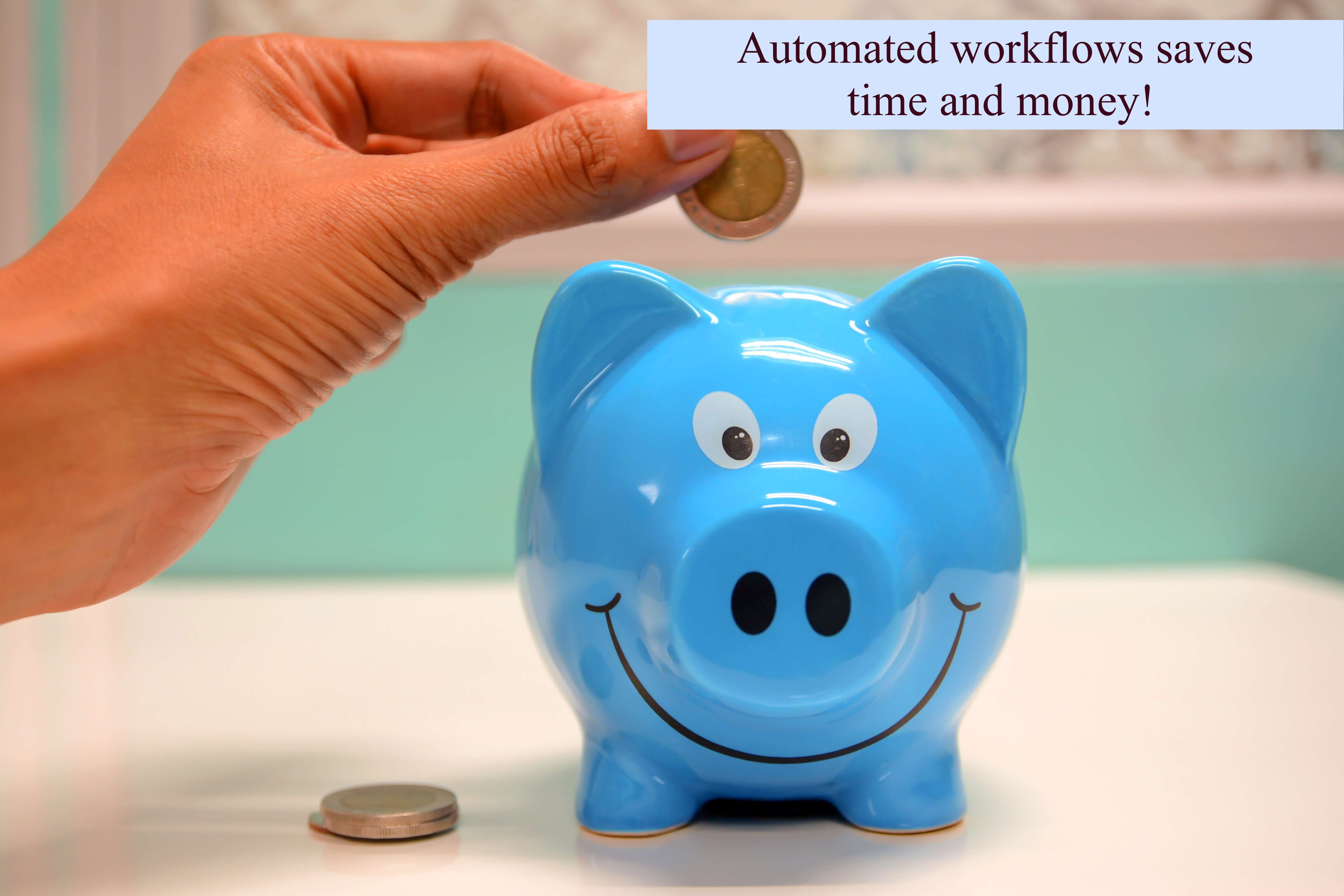 Automated workflows make it easy for service executives as well as customers to get a solution.