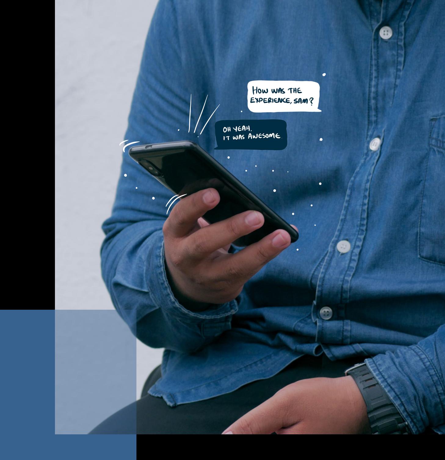 Formstack Alternative SurveySparrow lets you collect actionable feedback with online surveys.