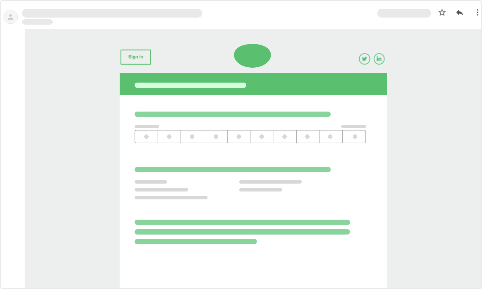 SurveyMonkey doesn't come with white-label features to brand surveys.