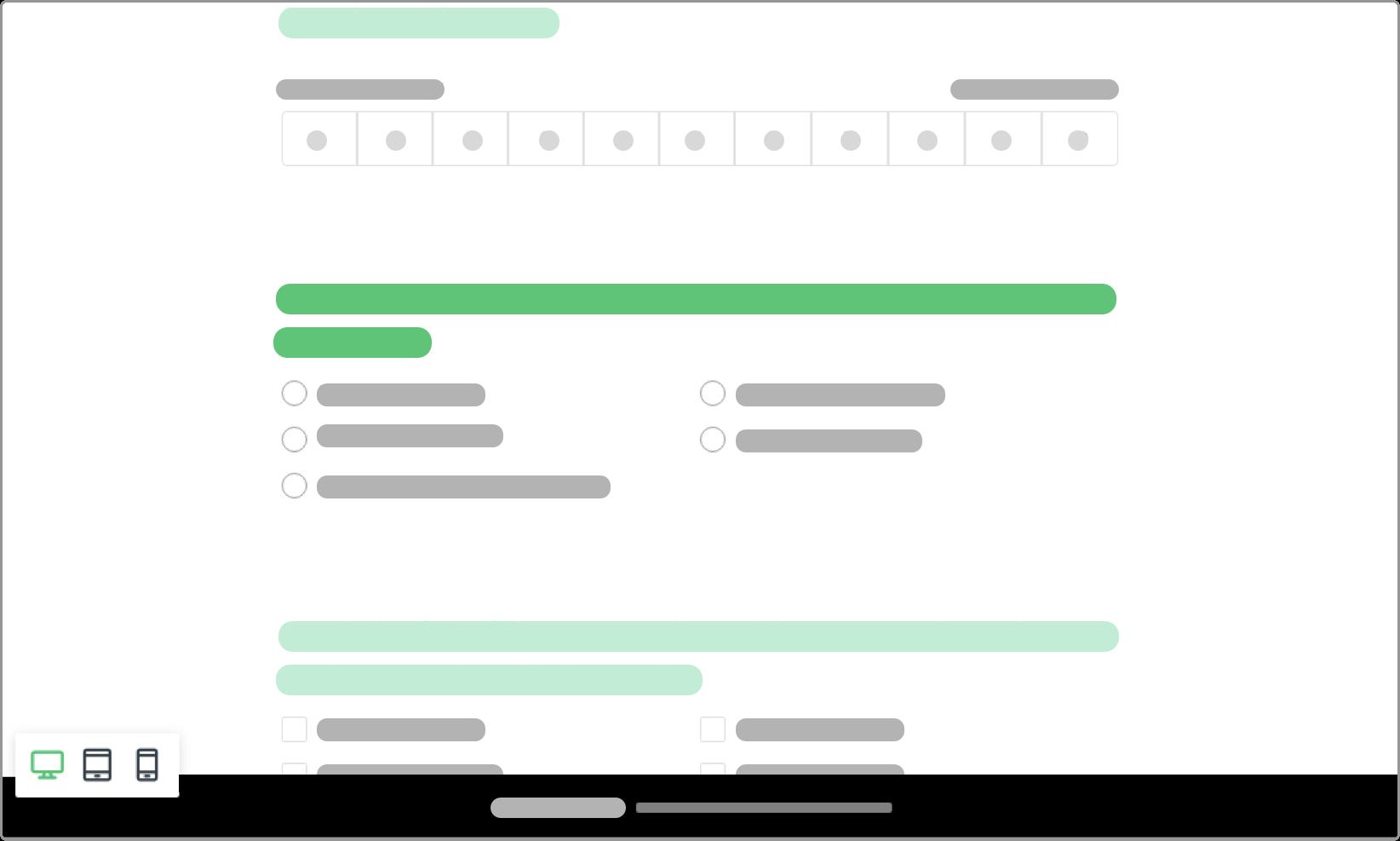 Switch to SurveySparrow, the SurveyMonkey alternative with a sleek interface.