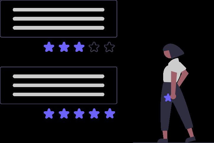 SurveySparrow lets you accurately measure & improve customer loyalty.