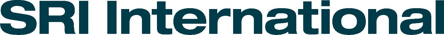 SRI International logo.