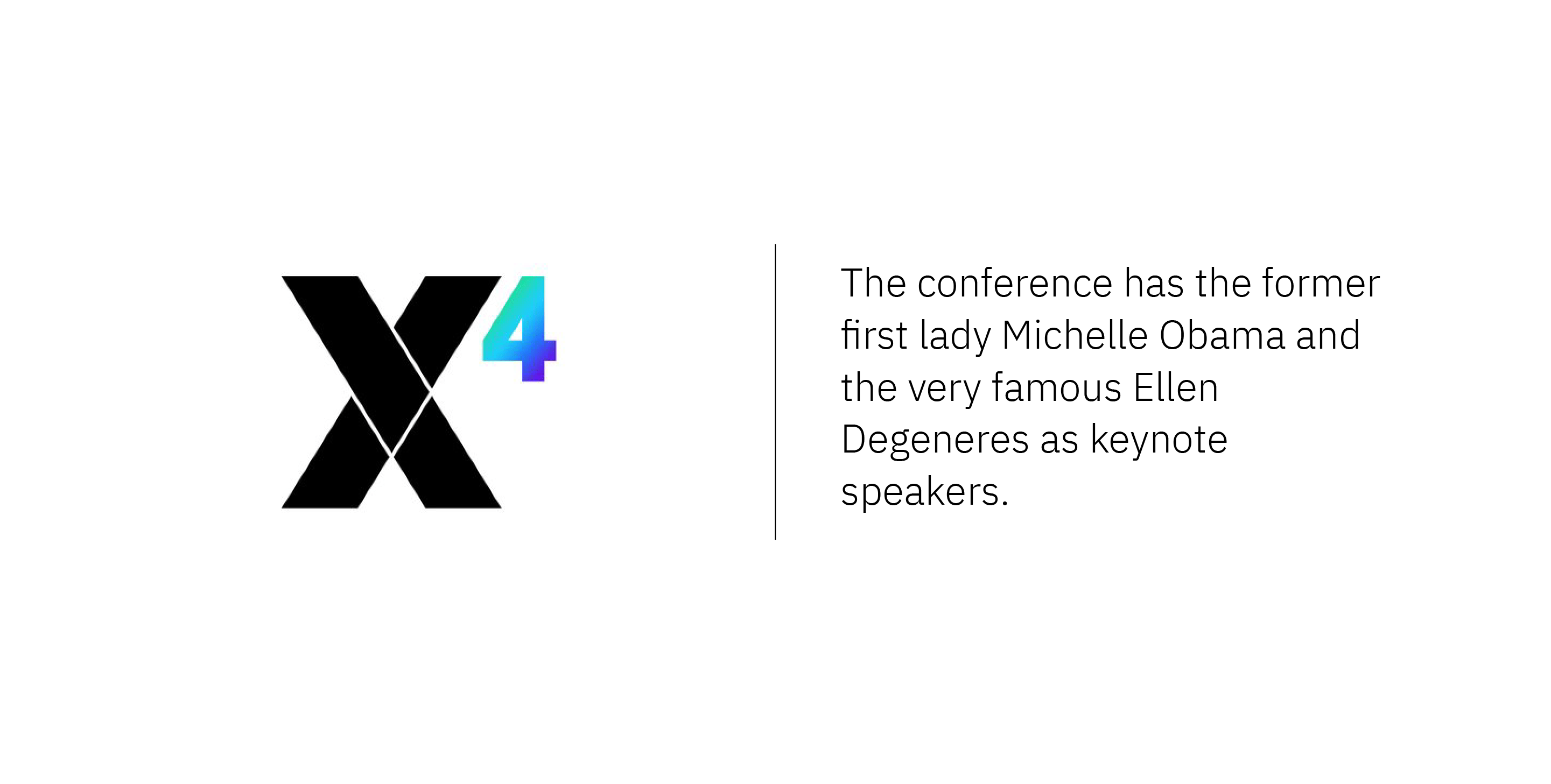 Being one of the most anticipated Customer experience conferences of the year, X4 - Qualtrics Experience Management Summit garners a lot of excitement.