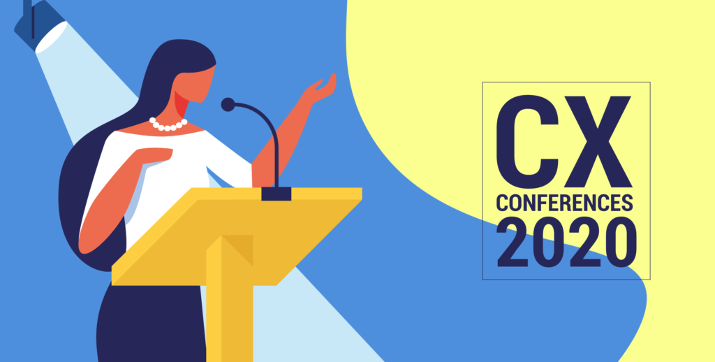 Customer Experience Conference 2020.