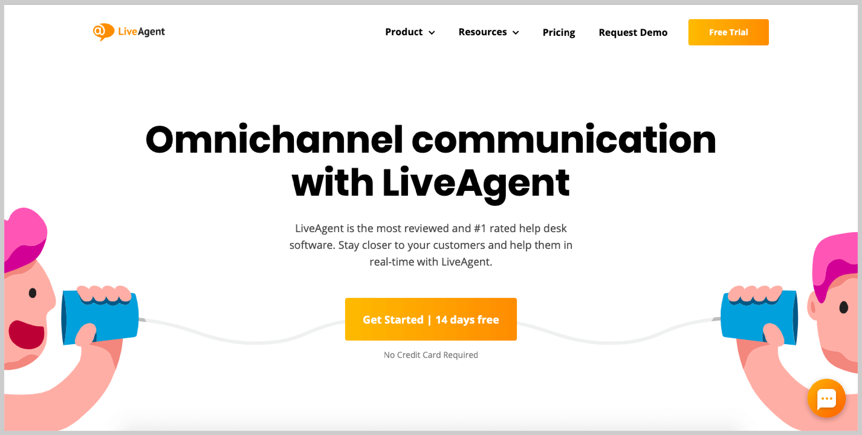 LiveAgent is yet another customer service software in our list that serves large enterprises like BMW, Yamaha, Huawei etc. in providing robust customer service solutions.