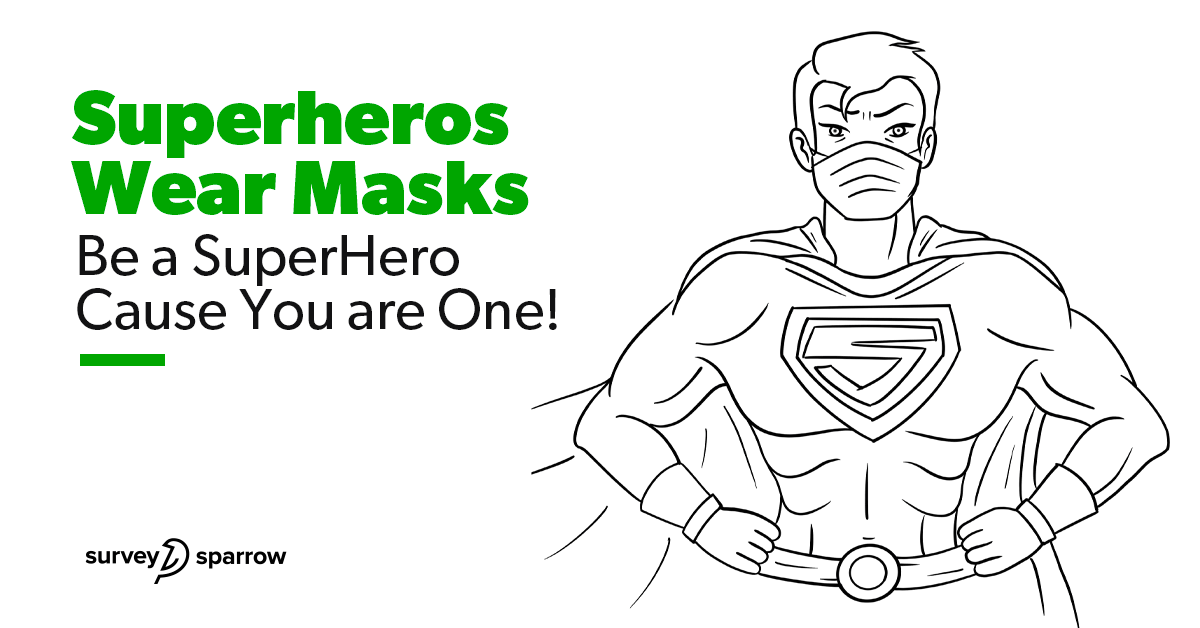 Wear masks if you are sick or if you are taking care of someone who is sick.