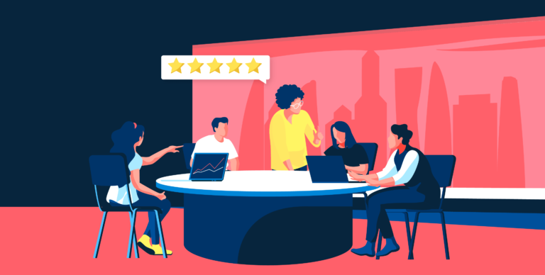 Tired of awful meetings? We're too, and that's why you must use Rate The Meeting to improve your meetings.