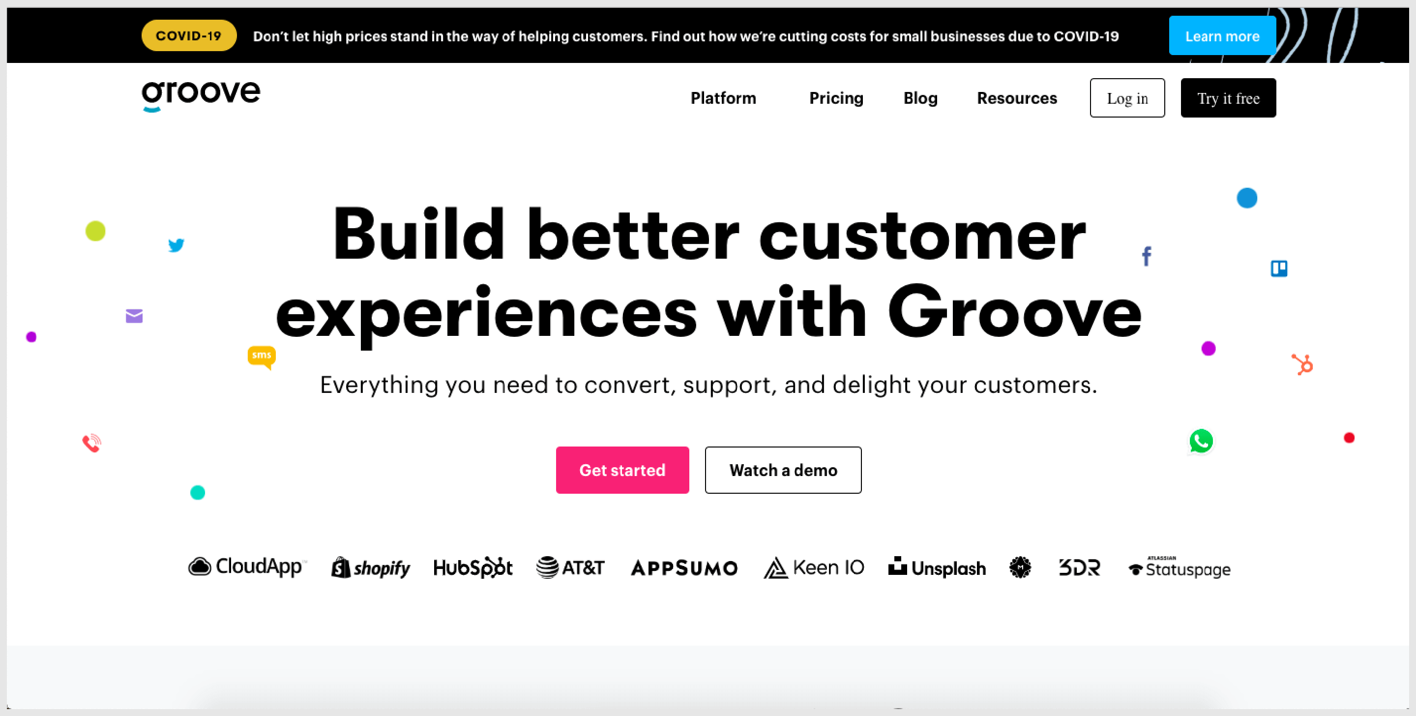 Help Desk Software - GrooveHQ.