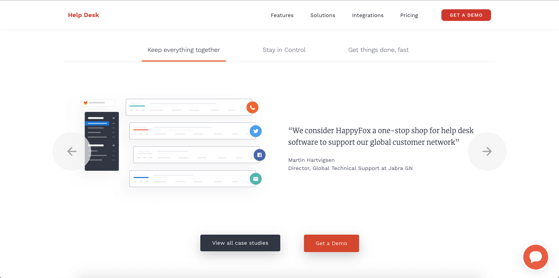 Help Desk Software - HappyFox.