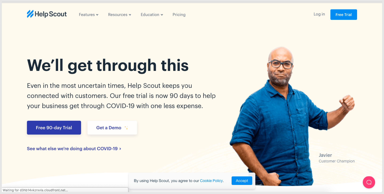 Help Desk Software - HelpScout.