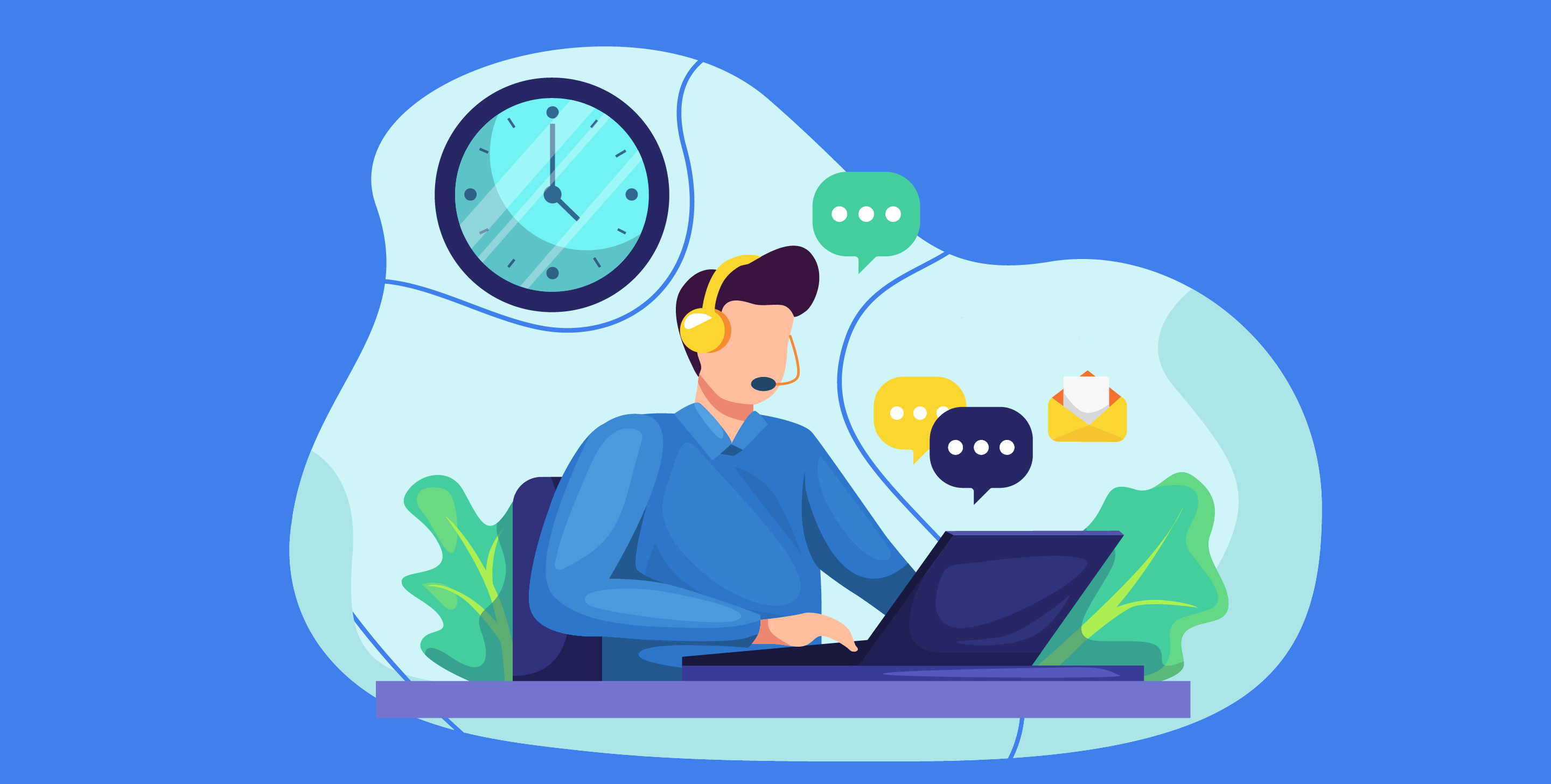 A Guide to Managing Remote Customer Service Team