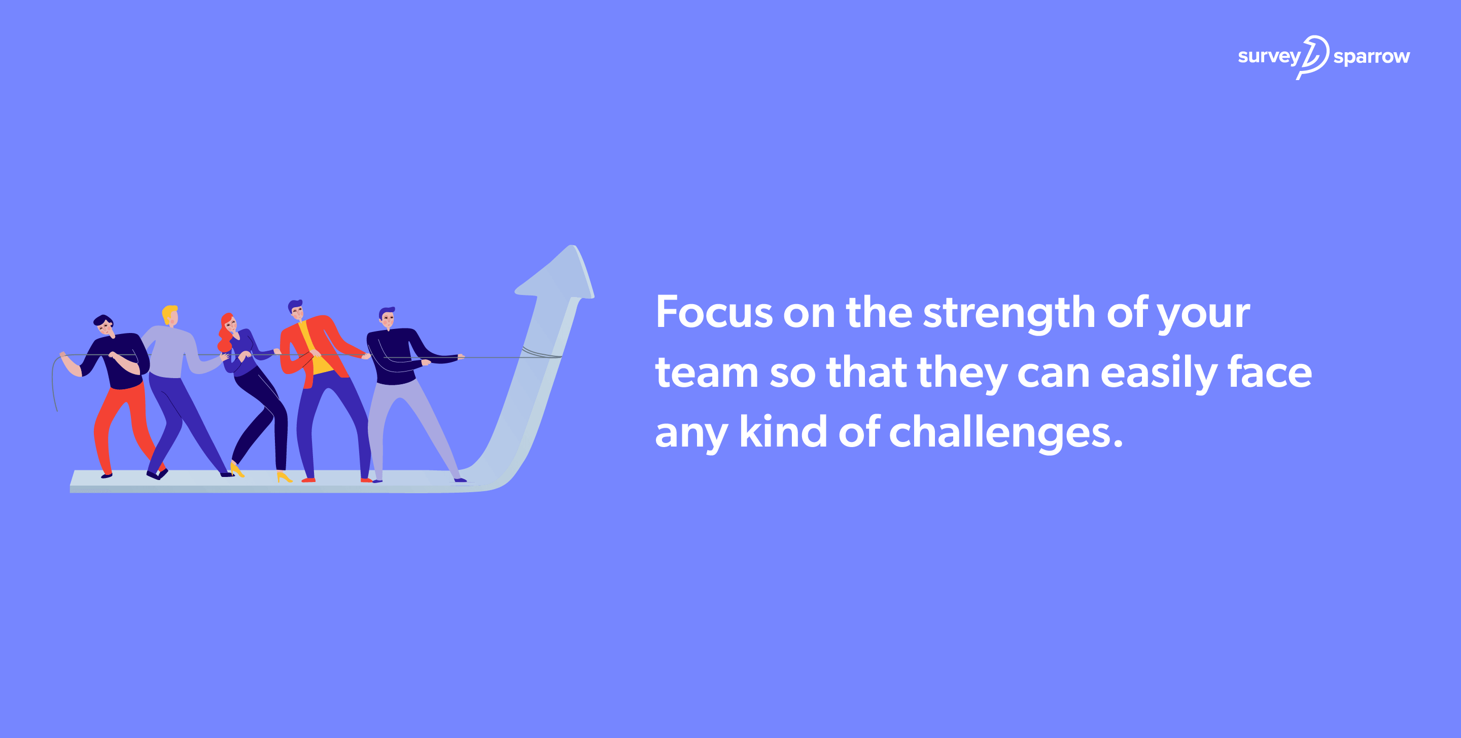 Focus on the strength of your remote customer service team so that they can face any kind of challenges.