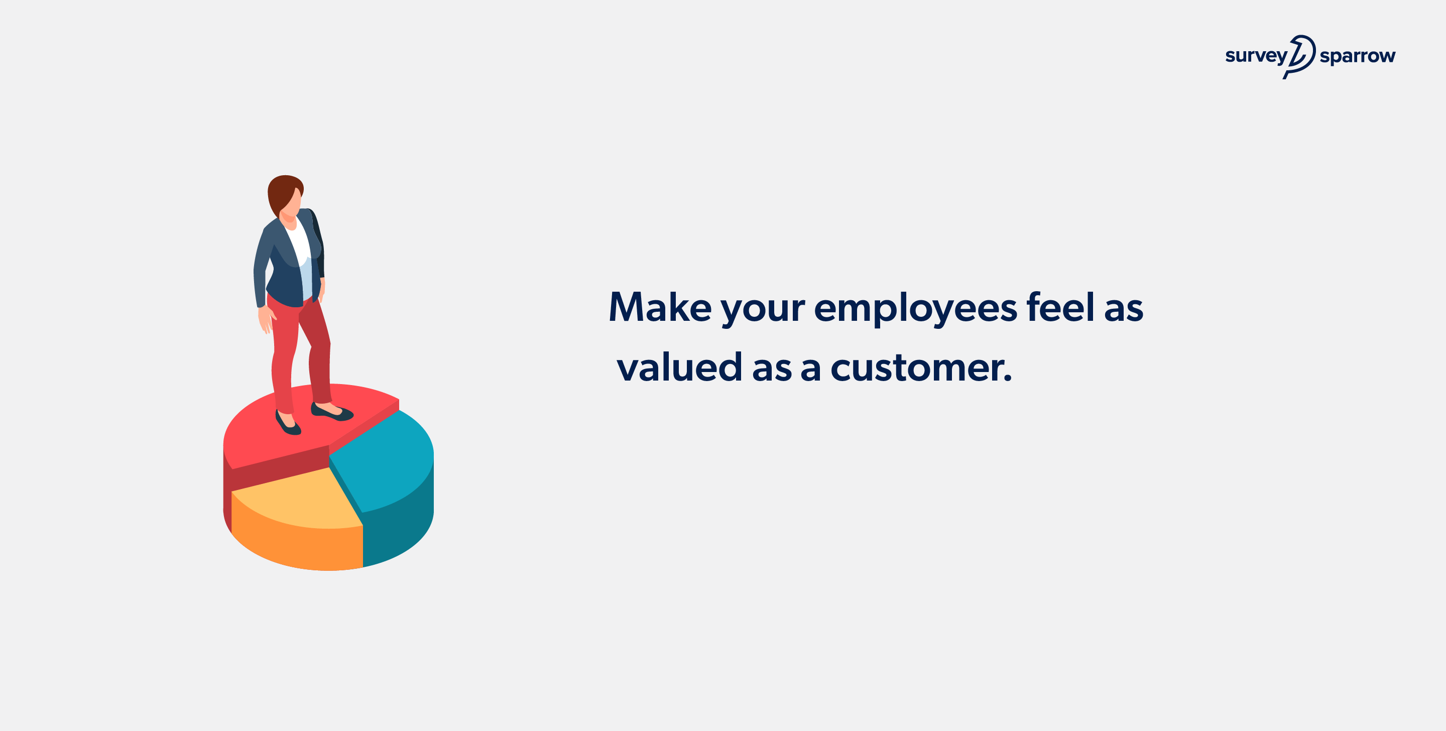 make employees feel valued, this will motivate them and improve employee performance.
