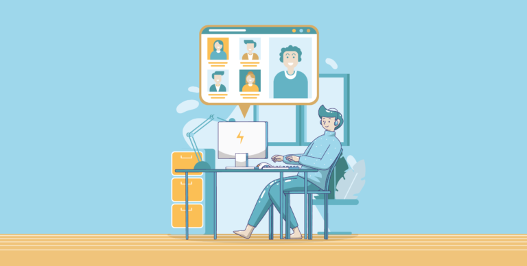How to Schedule an Online Meeting.
