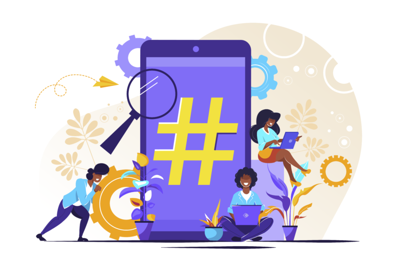 How to Use Hashtags in Facebook, Instagram and Twitter.