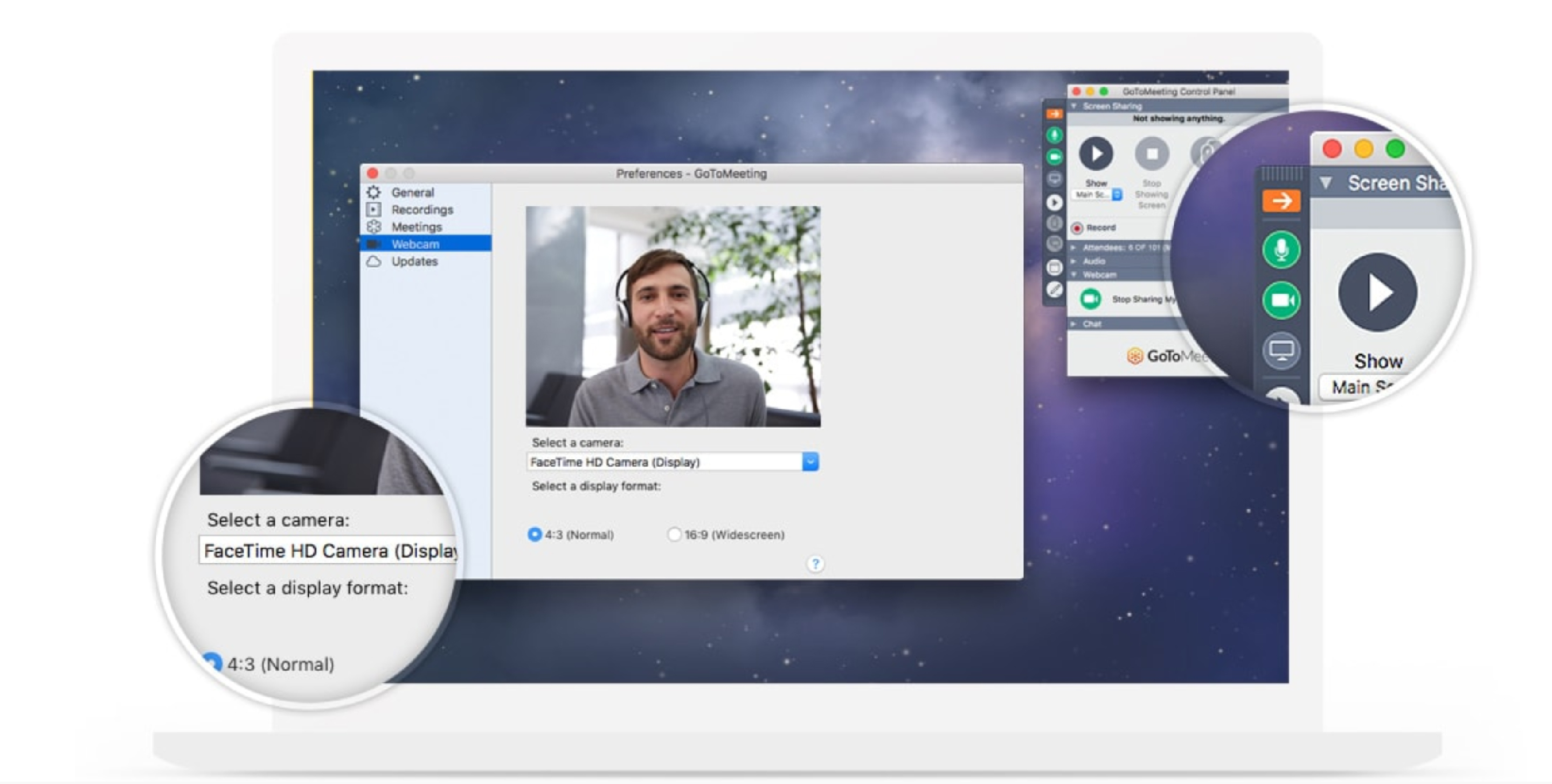 Video Conferencing App - GotoMeeting.
