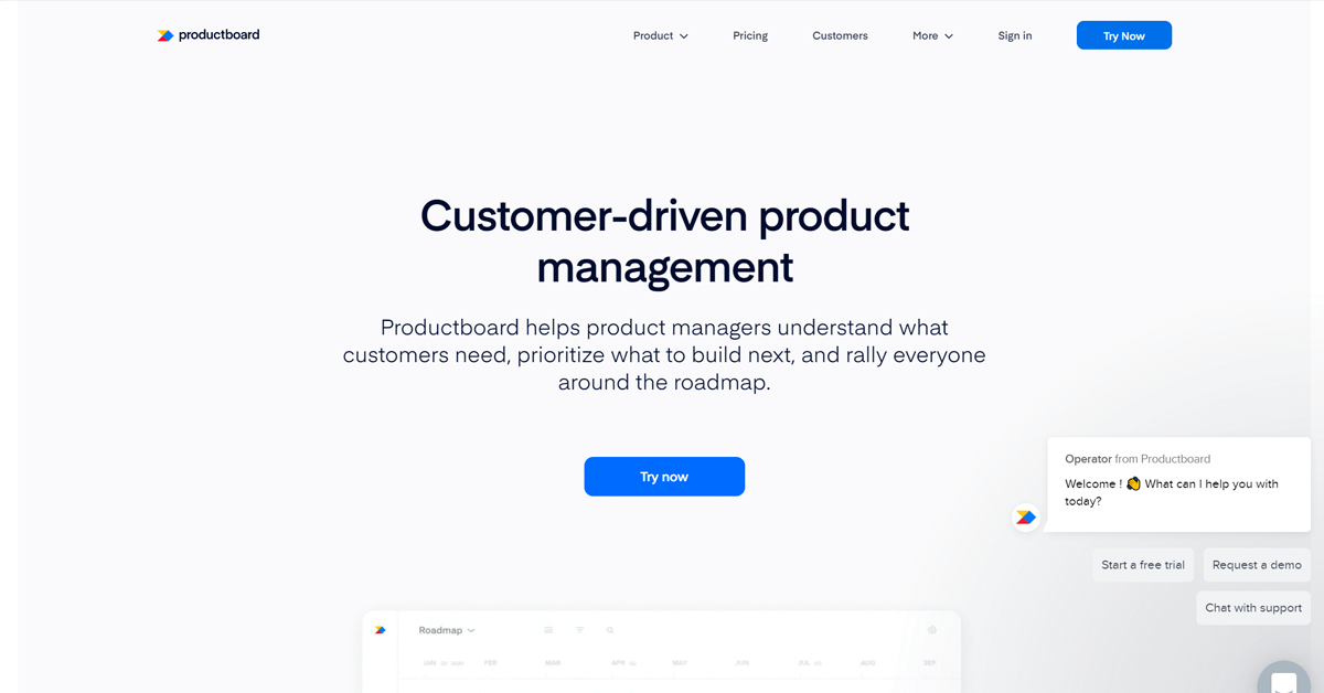 Product Marketing Tools - ProductBoard.