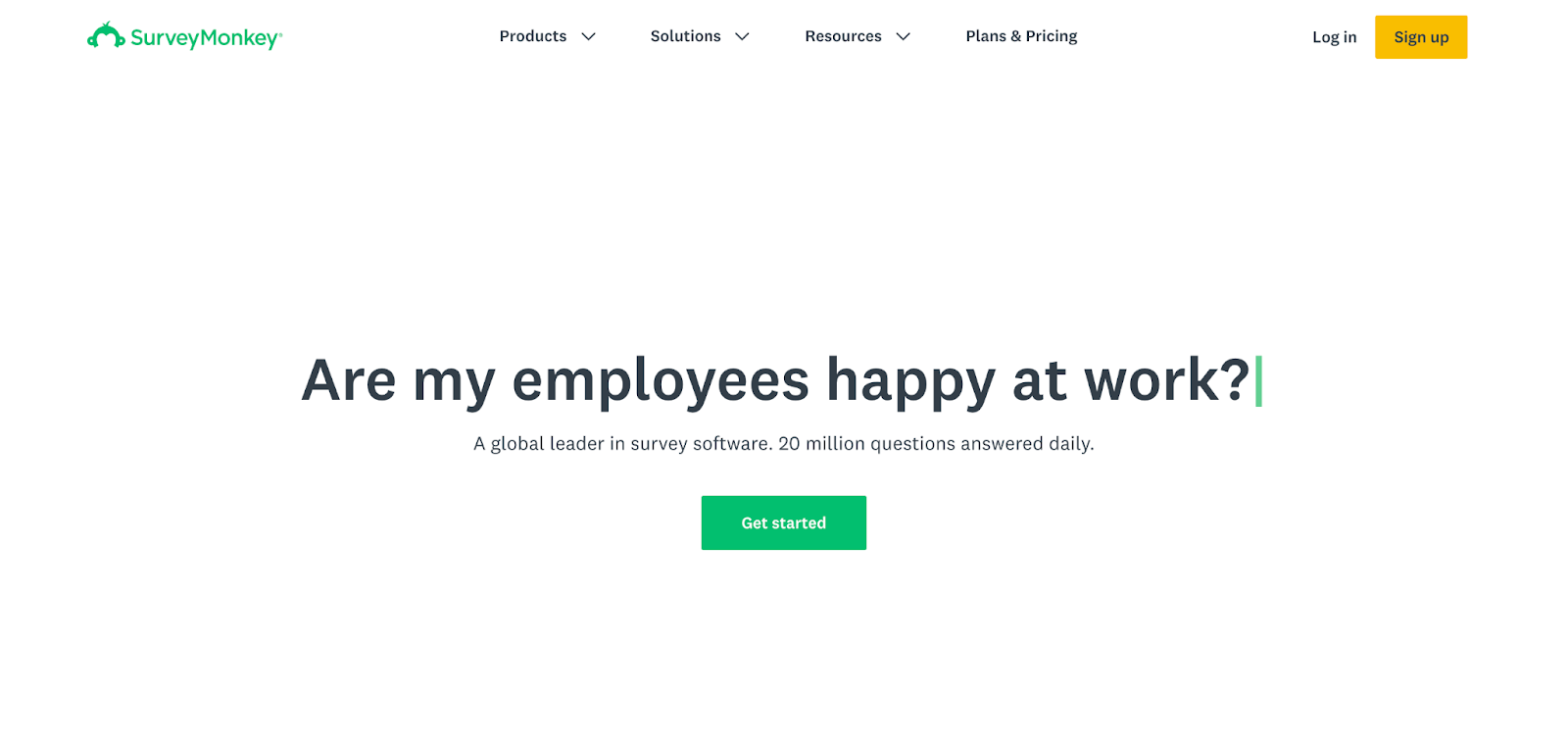 wufoo alternative - surveymonkey.